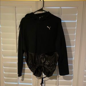 Puma Full Zip Track Jacket